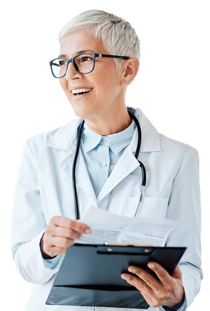 Thriving Doctors Services Happy Doctor