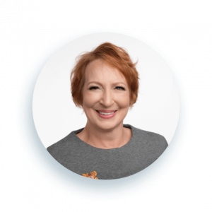 "<span class=""orange-text"">Vicki Rackner</span> MD, FACS, Business Owner, Entrepreneur, and Previous Practicing Surgeon"